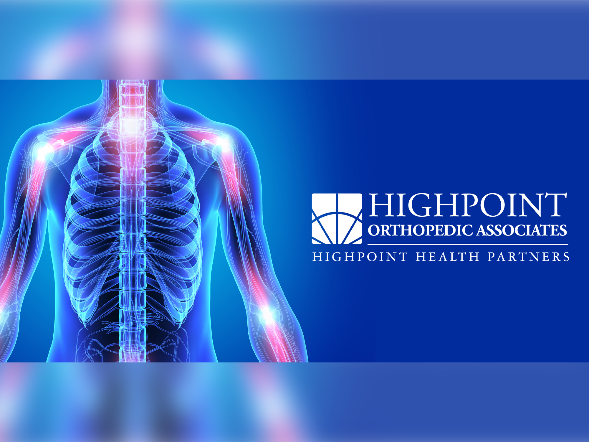 HighPoint Orthopedic Associates Welcome
